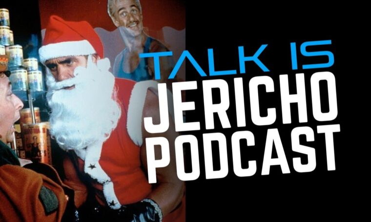 Talk Is Jericho:  Ho Ho Hogan – A Santa With Muscles Watchalong