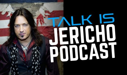 Talk Is Jericho: To Hell With The Devil x Ten = Michael Sweet