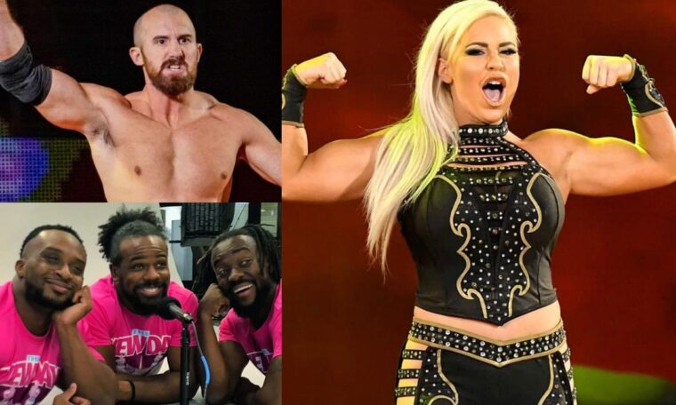 Multiple WWE Wrestlers Have Signed New Contracts