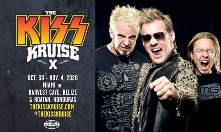 Fozzy Announced As Part Of The KISS Kruise X