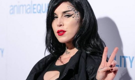 Kat Von D Announces She Is Leaving Her Makeup Brand To Focus On Music Career