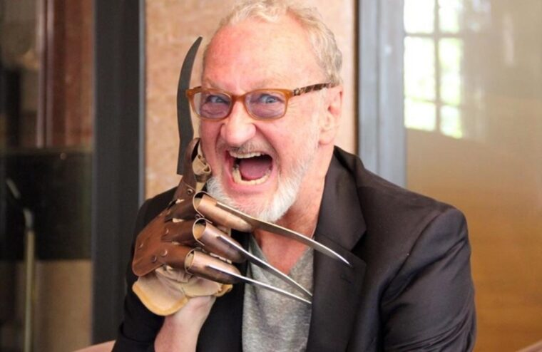 Horror Film Icon Robert Englund's New Show Gets Premiere Date