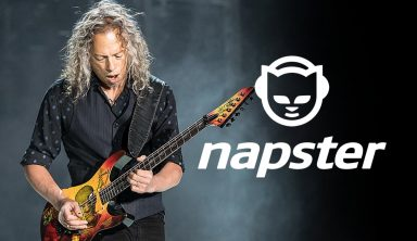 Kirk Hammett Says Metallica's Battle With Napster Didn't Make A Difference