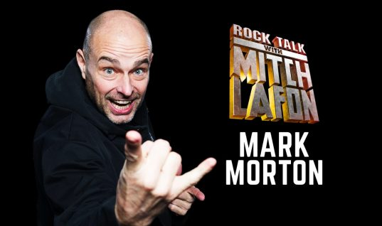 Rock Talk With Mitch Lafon: Lamb Of God's Mark Morton Interview