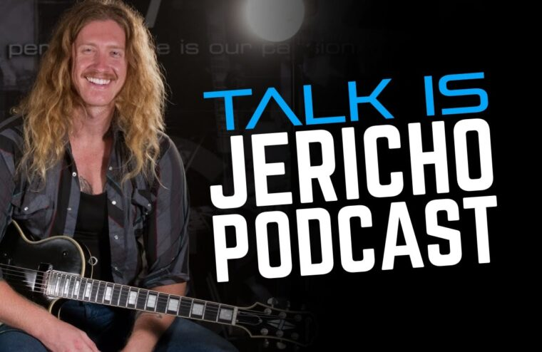 Talk Is Jericho: The Blues Rock Of Jared James Nichols