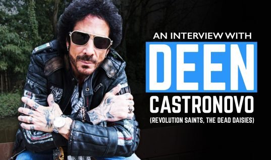 An Interview With Deen Castronovo (Revolution Saints, The Dead Daisies)