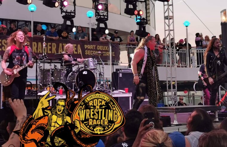 'Chris Jericho's Rock 'N' Wrestling Rager At Sea: Triple Whammy' Has Been Announced For 2021