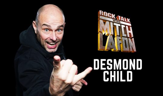 Rock Talk With Mitch Lafon: Desmond Child Interview