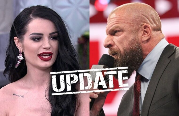 Triple H Apologies If He Offended Paige With Joke