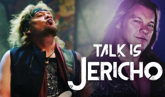 Talk Is Jericho: Adrian Smith Takes You Backstage With Iron Maiden