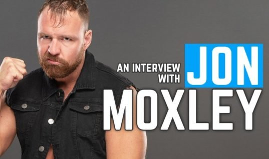 An Interview With Jon Moxley