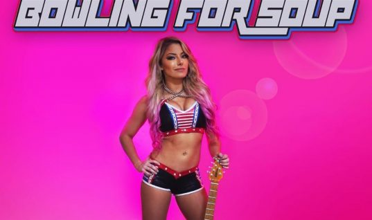 Bowling For Soup Release Their New Single 'Alexa Bliss' (w/Video)