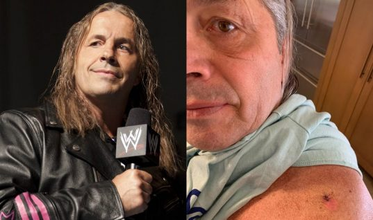 Bret Hart Reminds Fans To Get Checked Following His Skin Cancer Diagnosis