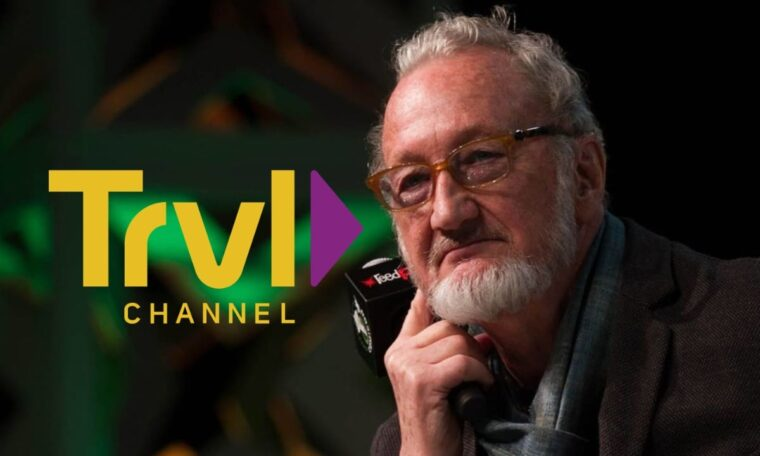Trailer Released For Robert Englund's New Travel Channel Horror Series