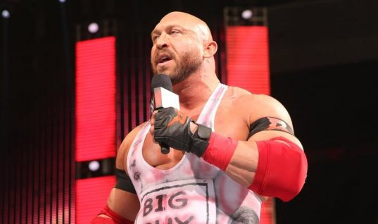 Ryback Asks WWE To Erase Him From Their History Over Trademark Dispute