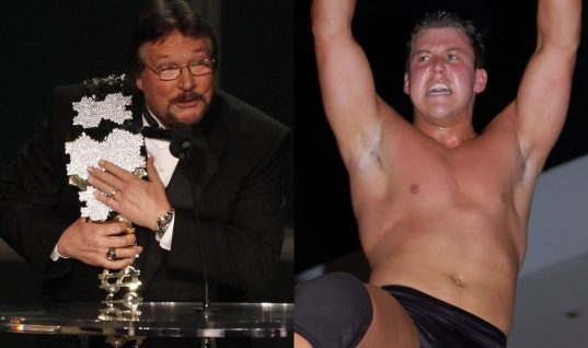 Ted DiBiase's Son Brett Arrested For Fraud And Embezzlement
