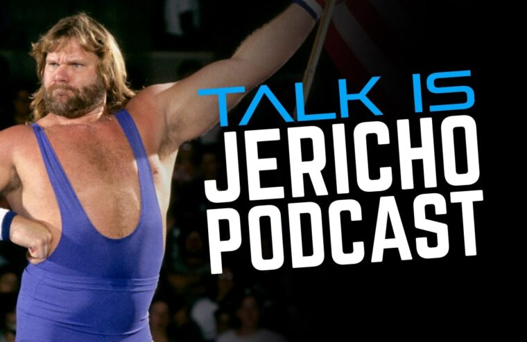 Talk Is Jericho: Across America with Hacksaw Jim Duggan