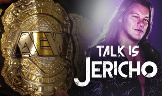 Talk Is Jericho: The Case Of The Missing Title Belt – An AEW Mystery