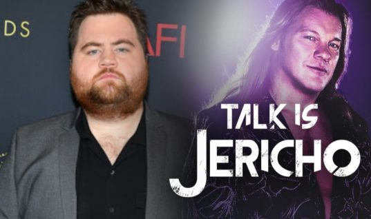 Talk Is Jericho: Paul W. Hauser Stars In Richard Jewell & Fistfights With Jericho