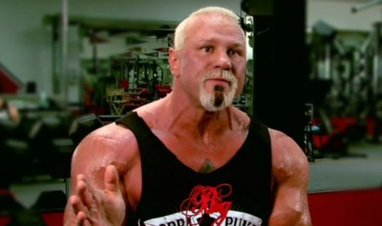 Scott Steiner To Undergo Heart Procedure Following Backstage Collapse