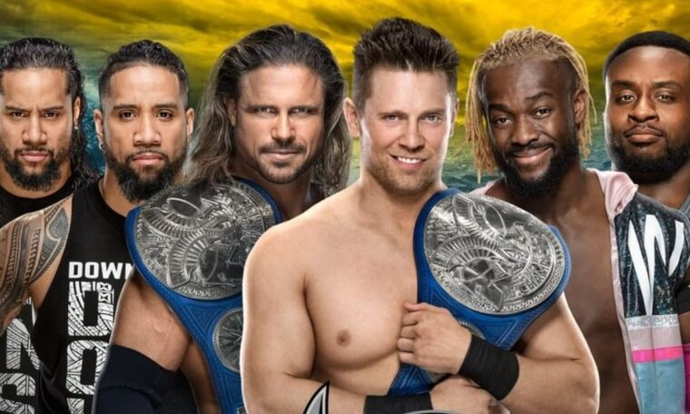 WWE Continuing To Promote WrestleMania 36 Match That Didn't Take Place