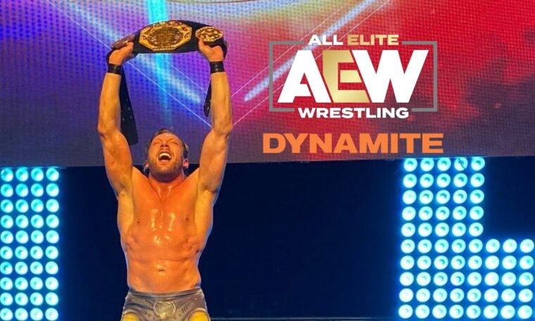 AAA's Mega Championship Is Being Defended On This Week's Dynamite