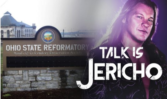 Talk Is Jericho: Shawshank – The Most Haunted Prison In America