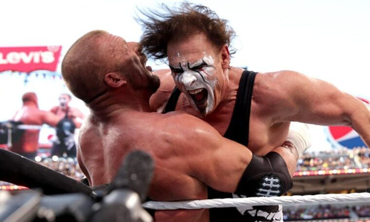 WWE Commentators Were Told To Bury Sting During His WrestleMania 31 Match