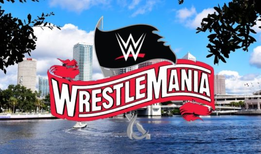 City Of Tampa Tweets Update On WrestleMania's Current Status Following Coronavirus Outbreak