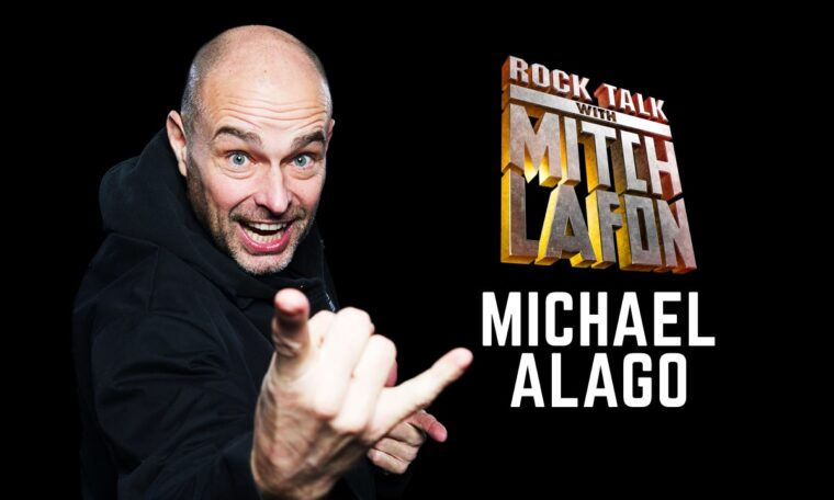 Rock Talk With Mitch Lafon: Michael Alago Interview
