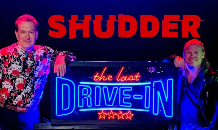 Chris Jericho Co-Hosting The Season Premiere Of Shudder's 'The Last Drive-In'