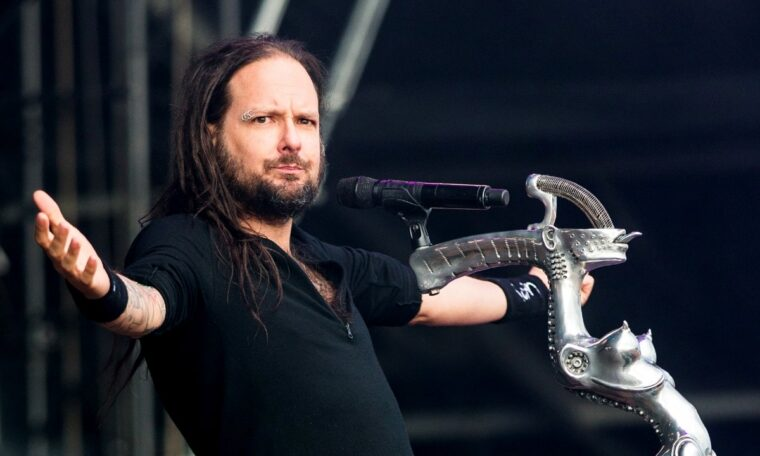Korn's Jonathan Davis Talks About His Obsession With Serial Killers