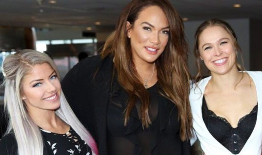 Nia Jax Complained To WWE Management About An Unnamed Wrestler Injuring Alexa Bliss
