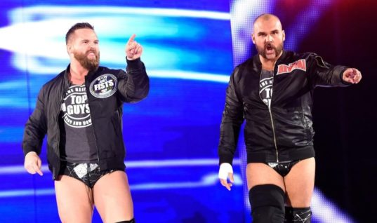 Dash Wilder And Scott Dawson Reveal New Names After Being Released From WWE