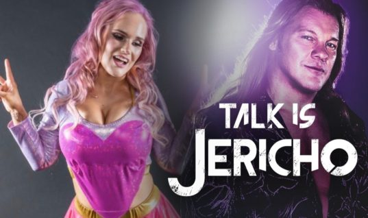 Talk Is Jericho: Shazza McKenzie's UnExcellent Adventure