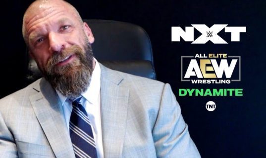 Triple H Is Not Worried About NXT Constantly Losing To Dynamite In The Ratings