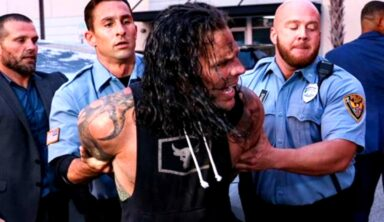 Matt And Reby Hardy React To SmackDown's Jeff Hardy DUI Arrest Angle