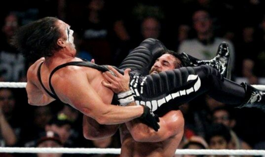 WWE Ban The Move That Contributed To Sting's In-Ring Retirement