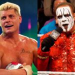 Cody Says Nothing Would Please Him More Than Standing Across The Ring From Sting