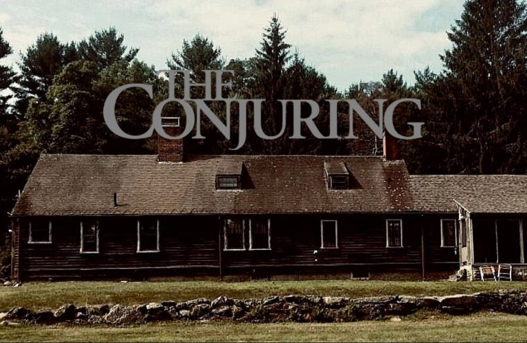 'The Conjuring' House To Be Live-Streamed