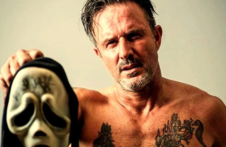 David Arquette Officially Returning For 'Scream 5'