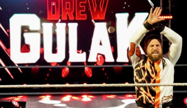 Drew Gulak Re-Signs With World Wrestling Entertainment