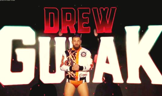 Drew Gulak's WWE Contract Not Renewed