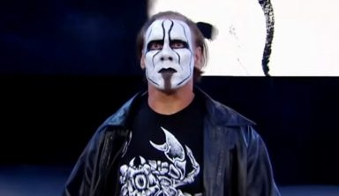 Sting Is No Longer Contracted To World Wrestling Entertainment