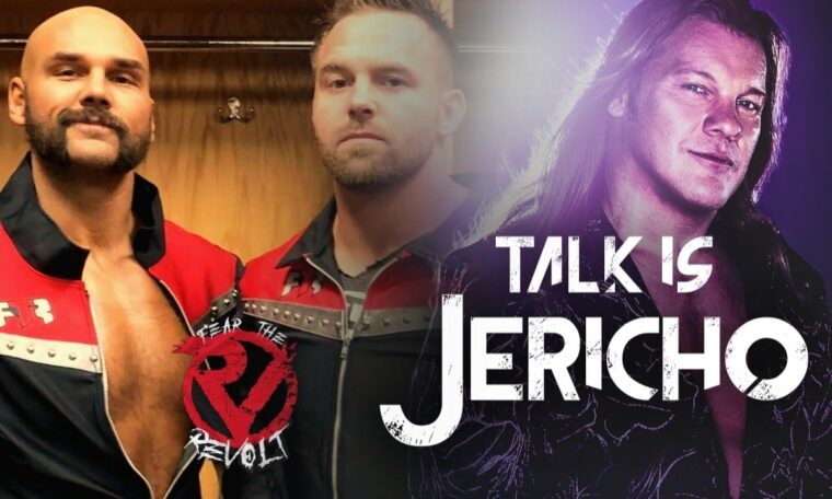 Talk Is Jericho: The Revival Of The Revolt