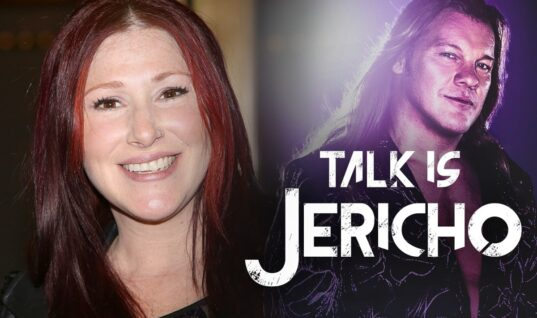 Talk Is Jericho: I Think We're Alone Now With Tiffany