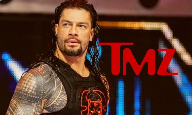 Roman Reigns Tells TMZ He Wants To Get Back To Work But Has An Obligation To His Family