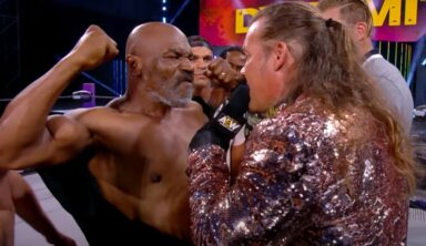 Chris Jericho Comments On Mike Tyson Pull-Apart Brawl And Possibility Of A Match