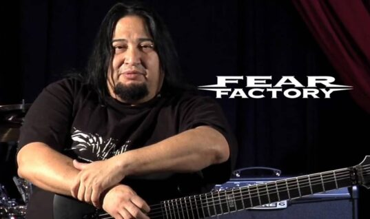 Dino Cazares Says He Will Never Perform With Or Speak To Fear Factory Bandmates Again