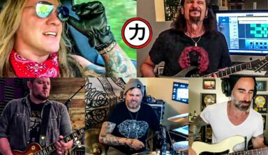"""Chris Jericho's KISS Cover Band Release """"Heart Of Chrome"""" With Bruce Kulick"""